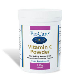 BioCare Vitamin C Powder 250mg