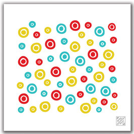 Dots - Baby Feeding Mat