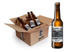 6er Bier Trauffer Proscht