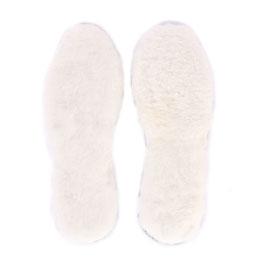 Semelles en peau de mouton naturelle anti transpirante