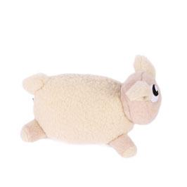 """Nounours peluche """"MOUTON"""" en laine naturelle de mouton"""