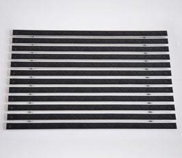 Alu-Profilmatte Profi Gummi 40 x 60