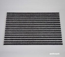 Alu-Profilmatte Profi Rips 50 x 80