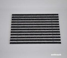 Alu-Profilmatte Profi Rips 40 x 60