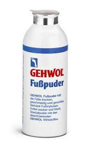 med. Fußpuder