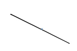 Japan Belüfterstange 100cm T-Form