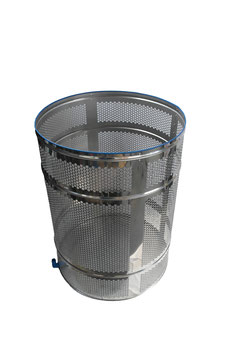 180L Filterkorb mit Belüfterring