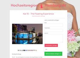 Anbieter-Präsenz auf Hochzeitsregion-Hamburg.de