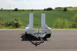 Baumaschinenanhänger UBA UBA 3030-14-1800 3000-3500kg
