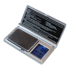 Digitale Taschen-Waage