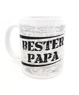 "Tasse ""Bester Papa"""