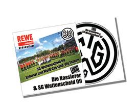 CD - Lenni, die Kassierer & die SG Wattenscheid 09
