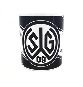 """Tasse """"Schwarz & Weiß"""""""