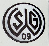 Aufkleber Logo klein