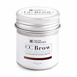 CC Brow Henna Dark Brown 5 mg in potje