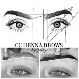 workshop henna brows incl. browmapping