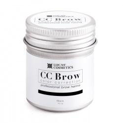 CC Brow Henna Black 5 in potje