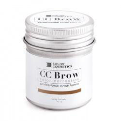 CC Brows Henna Grey Brown 5 mg in potje
