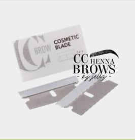 Brow blade cosmetische mesjes