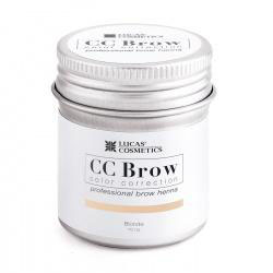 CC Brow Henna Blond 5 mg in potje