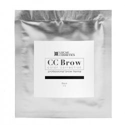 CC Brow Henna Black navul 5 of 10 mg zakjes
