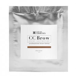 CC Brow Henna Grey Brown navul 5 of 10 mg zakjes