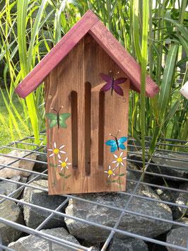 """Schmetterlingshaus """"lila"""""""