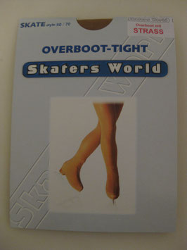 Skaters  World Overboot mit Strass