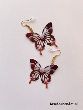Vliegende Orchidee