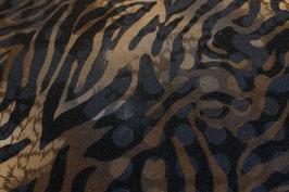 Zebra, braun