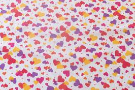 Herzen, farbig