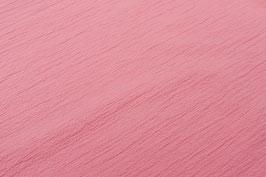 Crêpe, pink