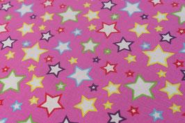 Sterne, farbig