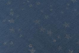 Glitzer-Jeans, Sterne