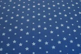 Sterne, h.blau/d.blau