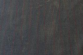 Jeans-Streifen, rot