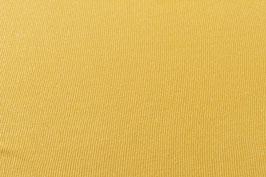 Rippen-Jersey, gelb