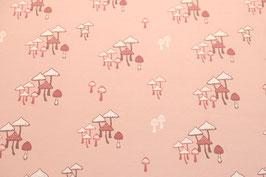 Pilze, rosa