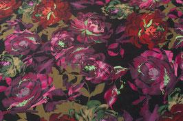 Rosen, farbig