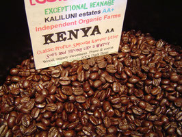 "KENYA ""Kalliluni"" Estate AA+ Organic xxDark Roast"