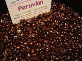 "PERU ""La Florida"" Cooperative Chanchemayo grown SHB EP Organic"