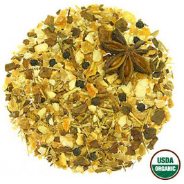 Fire Ginsing, Organic Caffeine-Free Botanical Blend