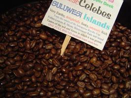 "Celebes Suluwesi. Toraja grown ""Kollossi"". Toaroco Estate"