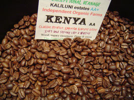 "Kenya ""Kalliluni"" Estate AA+ Organic Medium roast"