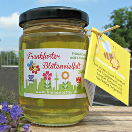 FRANKFURTER BLÜTENVIELFALT Frühlingshonig