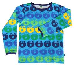 Småfolk Shirt mit Äpfeln