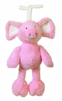 Spieluhr Schweinchen Happy Horse