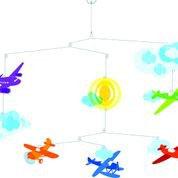 Djeco Mobile Flugzeuge