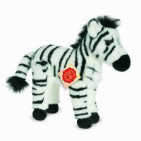 Teddy Hermann Zebra