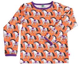 Småfolk Shirt mit Pferden